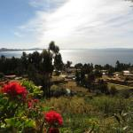 Mirador Sapallata Santa Rosa - Isla Amantani, Ocosuyo
