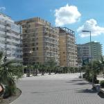 Foto Hotel: Adriatic in Front of the Sea, Shëngjin
