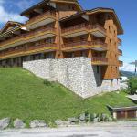 Holiday home Residence Alpinea I, Méribel