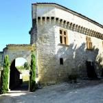 Hotel Pictures: Holiday home Chateau D Agen II, Saint-Caprais-de-Lerm