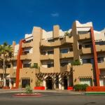 Marina Town and Beach Studios in Cabo Plaza,  Cabo San Lucas