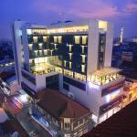 Pasar Baru Square Hotel Bandung, DHM Associates.,  Bandung
