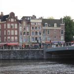 Hotel Restaurant Old Bridge, Amsterdam
