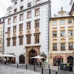 Down Town Apartment,  Prague