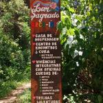 Hospedaria Lar Sagrado Arco-Íris, Ubatuba
