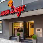 sevenDays Hotel BoardingHouse Mannheim,  Mannheim