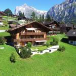 Apartment St. Louis 2.5 - GriwaRent AG, Grindelwald