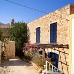 Villa Mouthouria, Halki