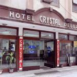 Hotel Crystal Deluxe, New Delhi