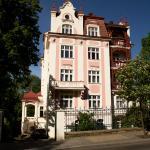 Apartmán Vila Bayer, Karlovy Vary