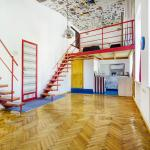 Two Mezzanines,  Tbilisi City