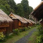 Phuhaya Bamboo Bungalows,  Ko Lanta