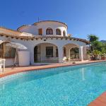Holiday Villa Redonda,  Calpe