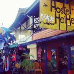 Heike Hostel, Bocas Town