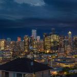 Queen Anne Villa Seattle 安妮皇后豪华景致别墅, Seattle
