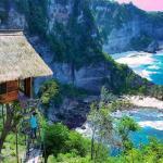Rumah Pohon Tree House, Nusa Penida