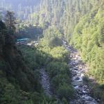 Tirthan Anglers' Retreat, Banjār