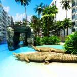 Amazon Residence Apartments, Jomtien Beach