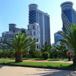 Orbi Towers Rooms, Batumi