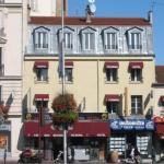 Hotel Pictures: Loc'Appart Terminus Hôtel Résidence, Colombes