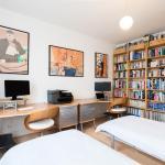 Blue Lion Apartment, London