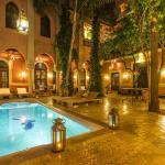 Riad Le Perroquet Bleu Suites & Spa, Marrakech