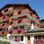 Apartment Swiss Chalet (114A05).1,  Saas-Fee