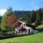 Summerhüsi,  Adelboden