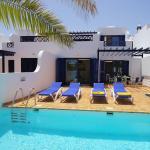 Holiday Home Villa Amanecer, Playa Blanca
