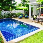 The Greens 7 Rawai 2 Bedrooms Villa,  Rawai Beach