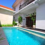 Astina 4 Bedroom Pool Villa,  Kerobokan