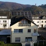 Moseltraum-FEWO mit Burgblick und Balkon,  Bernkastel-Kues