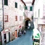 Casa Lina, Lucignano