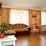 Apartment on Slonova 74/76 near Railstation, Saratov