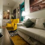 Saffron apartment, Budapest