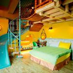 Kaho Homestay II, Hualien City
