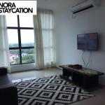 NORA Staycation, Shah Alam