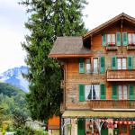 Edelweiss Lodge,  Wilderswil