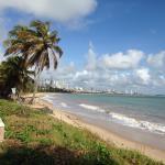 Apartamento na Praia do Cabo Branco, João Pessoa