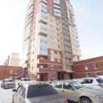 Apartment on Nikolaya Zelinskogo, Tyumen
