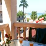 Desayuno frente al Mar,  El Arenal