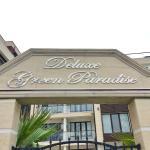 Green Paradise Deluxe Apartments, Primorsko