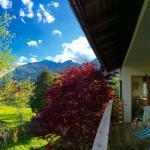 """Hotel Pictures: Ferienwohnung """"Villa sorglos"""", Grassau"""