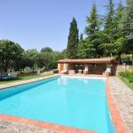 Villa Caterina, Monte San Savino