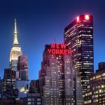 Add review - Wyndham New Yorker Hotel