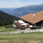Tarscher Almlounge & Berghotel, Laces