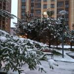 Apartments on Derzhavina 47, Novosibirsk