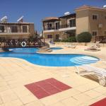 Sirena Cypria Apartment in Kato Paphos, Paphos City