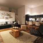 Luxury Penthouse by PINside, Zürich