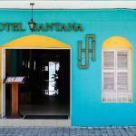 Hotel Santana, Flores